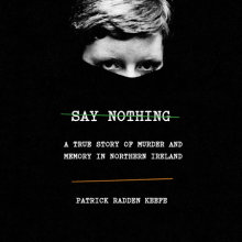 Say Nothing Cover