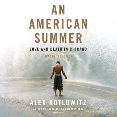 An American Summer cover