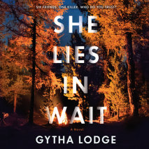 She Lies in Wait Cover