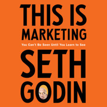 This Is Marketing Cover