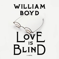 Love Is Blind Cover