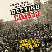 Defying Hitler Cover