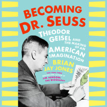 Becoming Dr. Seuss Cover