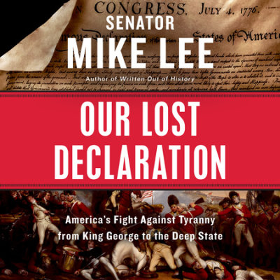 Our Lost Declaration cover