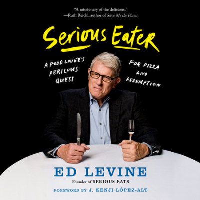 Serious Eater cover