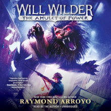 Will Wilder #3: The Amulet of Power Cover