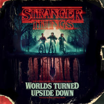 Stranger Things: Worlds Turned Upside Down Cover