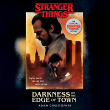 Stranger Things: Darkness on the Edge of Town Cover