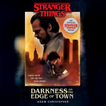 Stranger Things: Darkness on the Edge of Town cover big