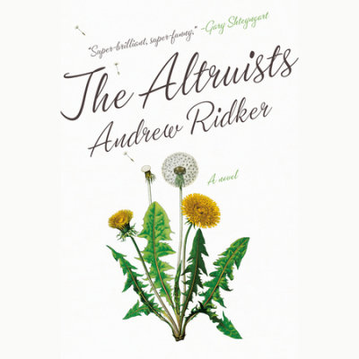 The Altruists cover
