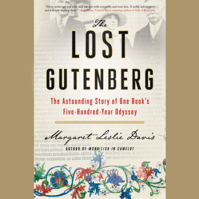The Lost Gutenberg cover