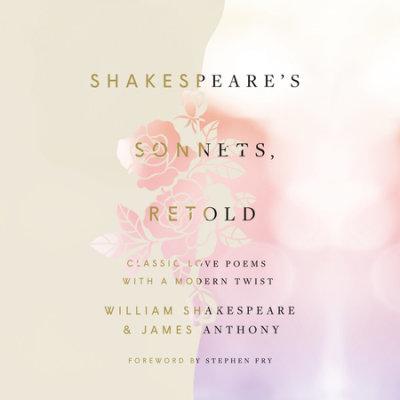 Shakespeare's Sonnets, Retold cover