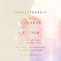 Shakespeare's Sonnets, Retold cover big