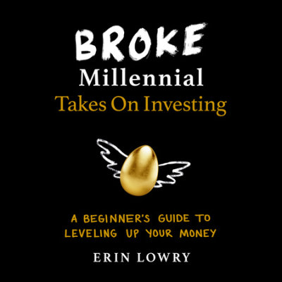 Broke Millennial Takes On Investing cover