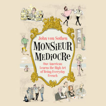Monsieur Mediocre Cover