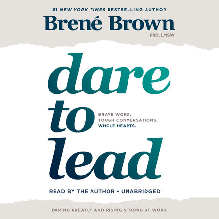 Image result for Brene Brown Dare to Lead