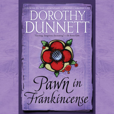 Pawn in Frankincense cover