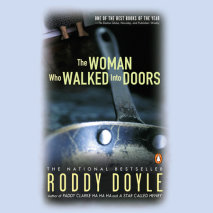 The Woman Who Walked into Doors Cover