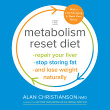The Metabolism Reset Diet Cover