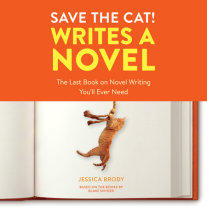 Save the Cat! Writes a Novel Cover