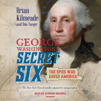 George Washington's Secret Six (Young Readers Adaptation) Cover