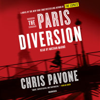 The Paris Diversion Cover