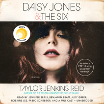 Daisy Jones & The Six Cover