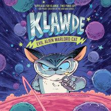 Klawde: Evil Alien Warlord Cat #1 Cover