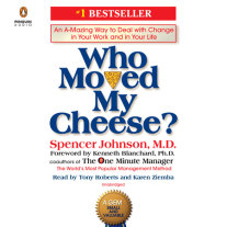 Who Moved My Cheese? Cover