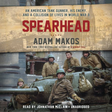 Spearhead Cover