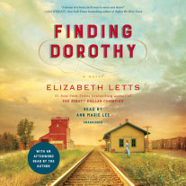 Finding Dorothy Cover