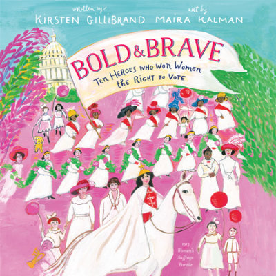 Bold & Brave cover