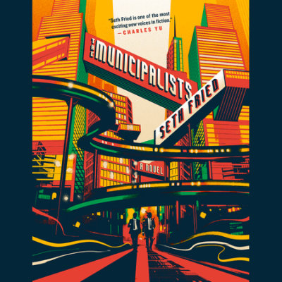 The Municipalists cover