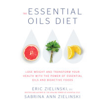 The Essential Oils Diet Cover