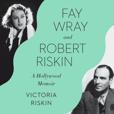 Fay Wray and Robert Riskin cover