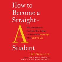 How to Become a Straight-A Student Cover