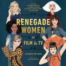 Renegade Women in Film and TV Cover