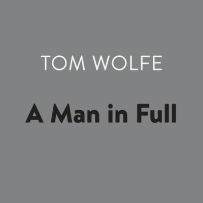 A Man in Full cover