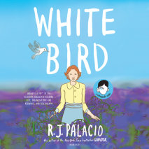 White Bird: A Wonder Story Cover
