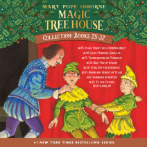 Magic Tree House Collection: Books 25-32 Cover