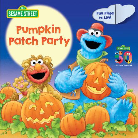 Pumpkin Patch Party (Sesame Street) by Stephanie St. Pierre