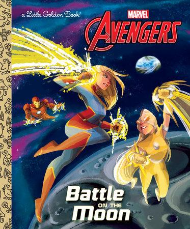 Marvel Avengers Little Golden Book (Marvel)