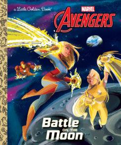 Battle on the Moon (Marvel Avengers)