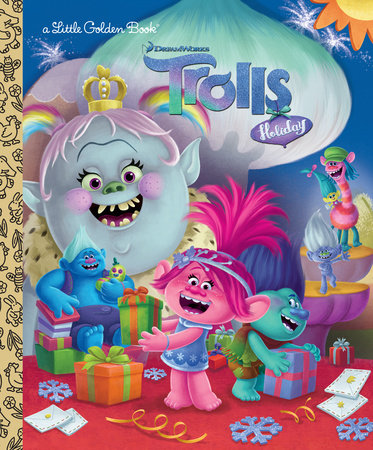 DreamWorks Trolls Holiday LGB (DreamWorks Trolls) by David Lewman