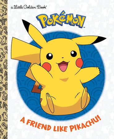 Pokémon Little Golden Book #1 (Pokémon)
