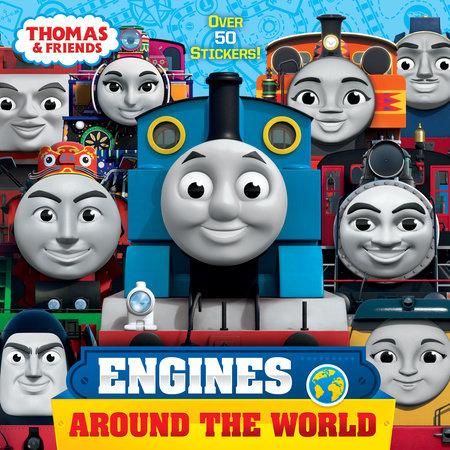 Thomas & Friends Summer 2019 Movie 2-in-1 Pictureback (Thomas & Friends)