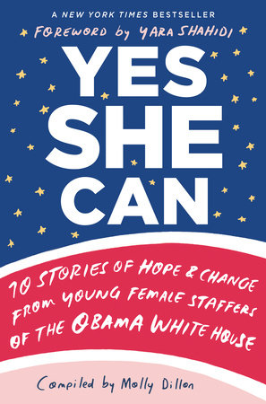 Yes She Can by