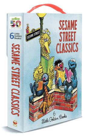 Sesame Street Classics: 6 Little Golden Books by Various