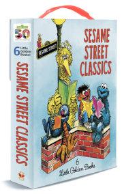 Sesame Street Classics: 6 Little Golden Books