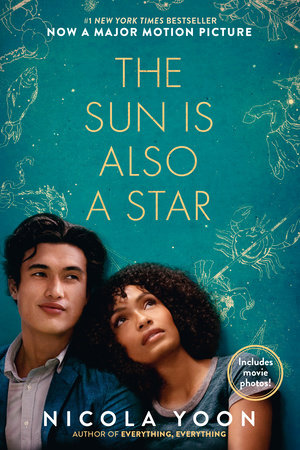 The cover of the book The Sun Is Also a Star Movie Tie-in Edition